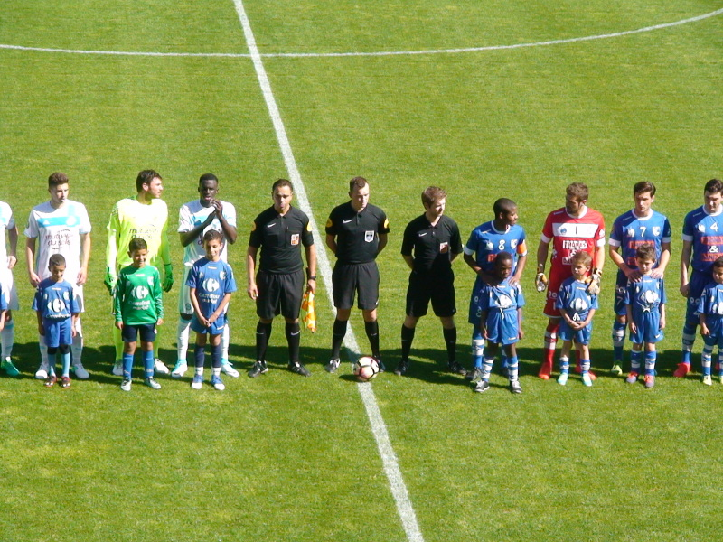 Un solide COLOMIERS confirme en écartant l'OM